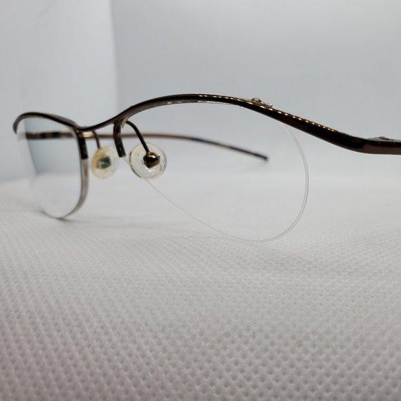 KATE SPADE Semi-Rimless Eyeglasses Frame George